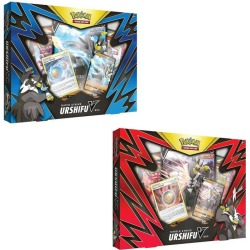 Pokemon Trading Card Game: Strike Urshifu V Box (Assortment) found on GamingScroll.com from Game Stop US for $19.99