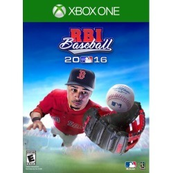 MLB.com R.B.I. Baseball 2016 Xbox One Available At GameStop Now! found on Bargain Bro India from Game Stop US for $14.99