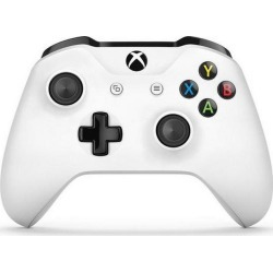 Microsoft Xbox One White Wireless Controller Without 3.5mm Jack Pre-owned Xbox One Accessories Microsoft GameStop found on Bargain Bro Philippines from Game Stop US for $49.99