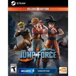 Bandai Namco Entertainment America Inc. Jump Force Digital Deluxe Edition PC Download Now At GameStop.com!