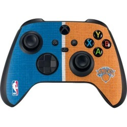 NBA New York Knicks Controller Skin for Xbox Series X Xbox Series X Accessories Microsoft GameStop found on Bargain Bro Philippines from Game Stop US for $14.99