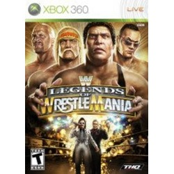 THQ WWE Legends of Wrestlemania Xbox 360 Available At GameStop Now!