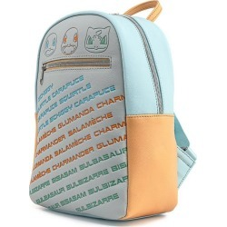 Pokemon Kanto Starters Mini Backpack Loungefly GameStop found on Bargain Bro Philippines from Game Stop US for $39.99