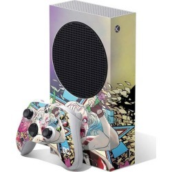 Harley Quinn Colorful Skin Bundle for Xbox Series S Xbox Series X Accessories Microsoft GameStop found on Bargain Bro Philippines from Game Stop US for $39.99