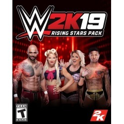 WWE 2K19 Rising Star Pack found on GamingScroll.com from Game Stop US for $9.99