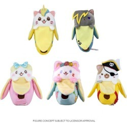 Bananya Series 2 Plush (Assortment) found on GamingScroll.com from Game Stop US for $11.99