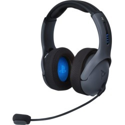 PlayStation 4 LVL50 Wireless Stereo Gaming Headset PS4 PDP Available At GameStop Now!