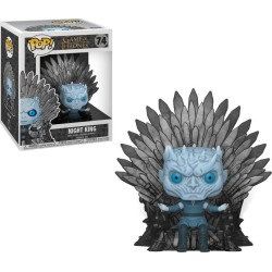 POP! Deluxe: Game of Thrones Night King on Throne Funko, LLC GameStop found on Bargain Bro Philippines from Game Stop US for $8.98