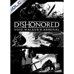 Digital Dishonored: Void Walker's Arsenal PC Games Bethesda Softworks GameStop found on Bargain Bro India from Game Stop US for $1.99