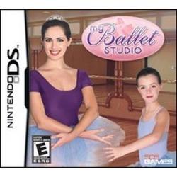My Ballet Studio Pre-owned Nintendo DS Games 505 Games GameStop