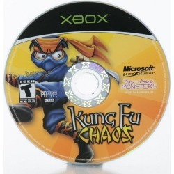 Microsoft Game Studios Kung Fu Chaos Available At GameStop Now!