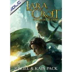 Lara Croft and the Guardian of Light Raziel and Kain Character Pack found on GamingScroll.com from Game Stop US for $3.49