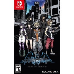 Digital Preorder NEO: The World Ends with You - Nintendow Switch Nintendo Switch Games Square Enix GameStop found on GamingScroll.com from Game Stop US for $59.99