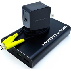 Hypercharger Max USB-C Portable Charger found on GamingScroll.com from Game Stop US for $59.99