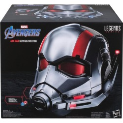 Marvel Legends Series Ant-Man Roleplay Premium Collector Movie Electronic Helmet Hasbro, Inc. GameStop found on Bargain Bro Philippines from Game Stop US for $99.99