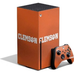 Clemson University Skin Bundle for Xbox Series X Xbox Series X Accessories Microsoft GameStop found on Bargain Bro Philippines from Game Stop US for $39.99