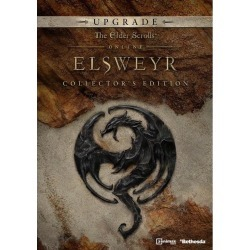 The Elder Scrolls Online: Elsweyr Collector's Edition Upgrade found on GamingScroll.com from Game Stop US for $39.99