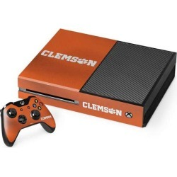 Clemson University Skin Bundle for Xbox One Xbox One Accessories Microsoft GameStop found on Bargain Bro Philippines from Game Stop US for $39.99