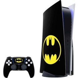 Batman Official Logo Skin Bundle for PlayStation 5 PS5 Accessories Sony GameStop found on Bargain Bro Philippines from Game Stop US for $39.99
