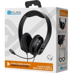 @Play Stereo Gaming Headset Available At GameStop Now!