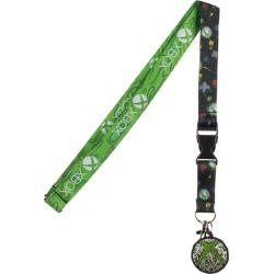 Xbox Logo Lanyard found on GamingScroll.com from Game Stop US for $8.99