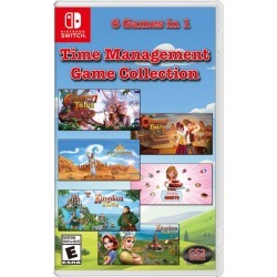Preorder Time Management Game Collection - Nintendo Switch Nintendo Switch Games GS2 Games Inc. GameStop found on GamingScroll.com from Game Stop US for $29.99