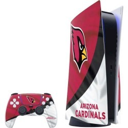 NFL Arizona Cardinals Skin Bundle for PlayStation 5 PS5 Accessories Sony GameStop found on Bargain Bro Philippines from Game Stop US for $39.99