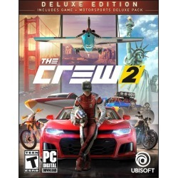 Digital The Crew 2 Deluxe Edition PC Download Now At GameStop.com!