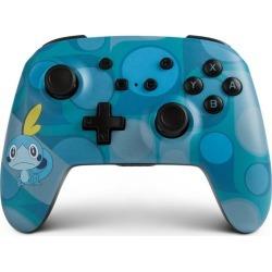 Nintendo Switch Pokemon Sobble Enhanced Wireless Controller Pre-owned Nintendo Switch Games PowerA GameStop