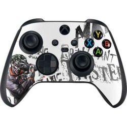 The Joker Brilliantly Twisted Controller Skin for Xbox Series X