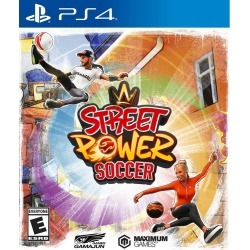 Street Power Soccer found on GamingScroll.com from Game Stop US for $49.99