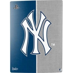 MLB New York Yankees Console Skin for PlayStation 5 Digital Edition PS5 Accessories Sony GameStop found on GamingScroll.com from Game Stop US for $19.99