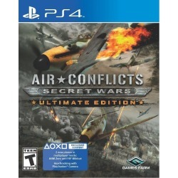 Air Conflicts: Secret Wars found on GamingScroll.com from Game Stop US for $19.99