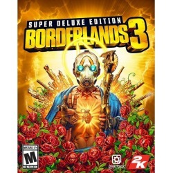 2K Digital Borderlands 3 Super Deluxe Edition PC Download Now At GameStop.com!