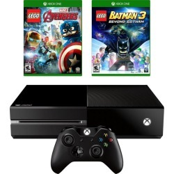 Xbox One Fun for All Blast from the Past System Bundle (GameStop Premium Refurbished) Available At GameStop Now! found on Bargain Bro Philippines from Game Stop US for $179.99