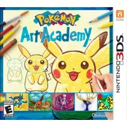Pokemon Art Academy found on GamingScroll.com from Game Stop US for $29.99