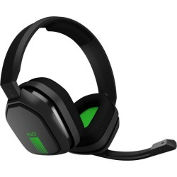 A10 Black Wired Gaming Headset for Xbox One Xbox One Accessories Microsoft GameStop found on Bargain Bro from Game Stop US for USD $45.59