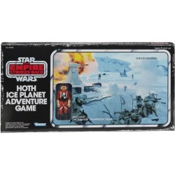 Star Wars: The Empire Strikes Back Hoth Ice Planet Adventure Board Game