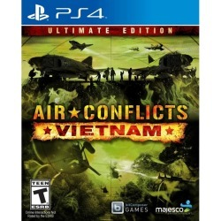 Air Conflicts: Vietnam Pre-owned PS4 Games Majesco Entertainment GameStop found on Bargain Bro India from Game Stop US for $14.99