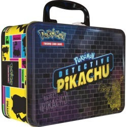 Pokemon Trading Card Game: Detective Pikachu Collector Chest