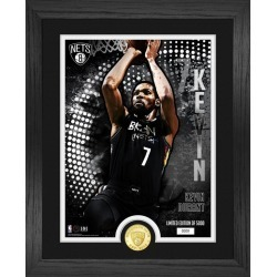 NBA Brooklyn Nets Kevin Durant Dominator Bronze Coin Mint Photograph Highland Mint GameStop found on Bargain Bro from Game Stop US for USD $53.19