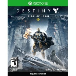 Digital Destiny: Rise of Iron Xbox One Download Now At GameStop.com!