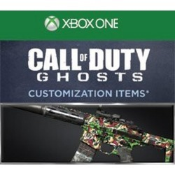 Call of Duty Ghosts Eyeballs Personalization Pack found on Bargain Bro India from Game Stop US for $2.00