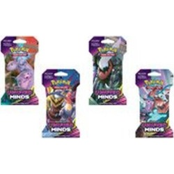 Pokemon Company International Trading Card Game: Sun and Moon Unified Minds Booster Pack Available At GameStop Now!