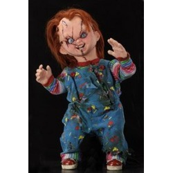 Bride of Chucky Chucky Doll NECA GameStop found on Bargain Bro from Game Stop US for USD $357.19