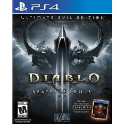 Blizzard Entertainment Diablo III Ultimate Evil Edition PS4 Available At GameStop Now! found on Bargain Bro India from Game Stop US for $19.99