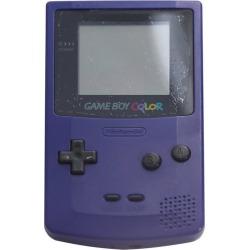 Retro Nintendo Game Boy Color - Grape Available At GameStop Now!