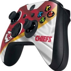 NFL Kansas City Chiefs Controller Skin for Xbox Series X Xbox Series X Accessories Microsoft GameStop found on Bargain Bro Philippines from Game Stop US for $14.99