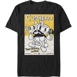 Cuphead Don't Deal With The Devil Poster T-Shirt