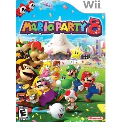 Mario Party 8 Pre-owned Nintendo Wii Games Nintendo GameStop found on Bargain Bro India from Game Stop US for $54.99